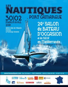 Les 24ème Nautiques de Port Camargue