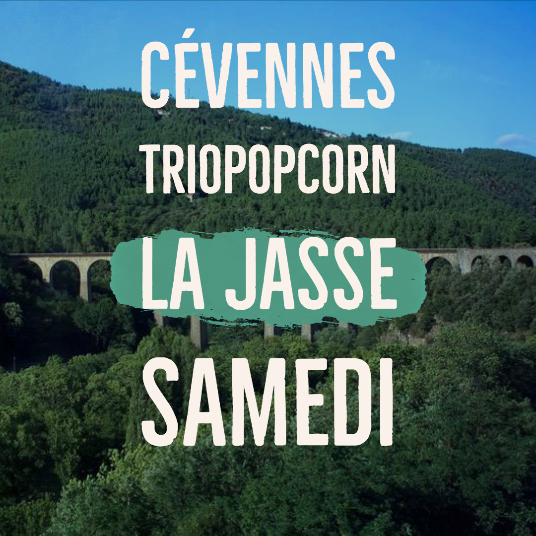 fête de la Jasse en Cévennes avec TrioPopcorn