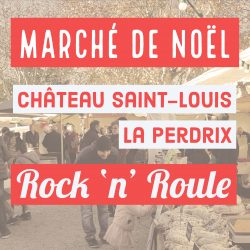 Marché de Noël avec Rock 'n' Roule