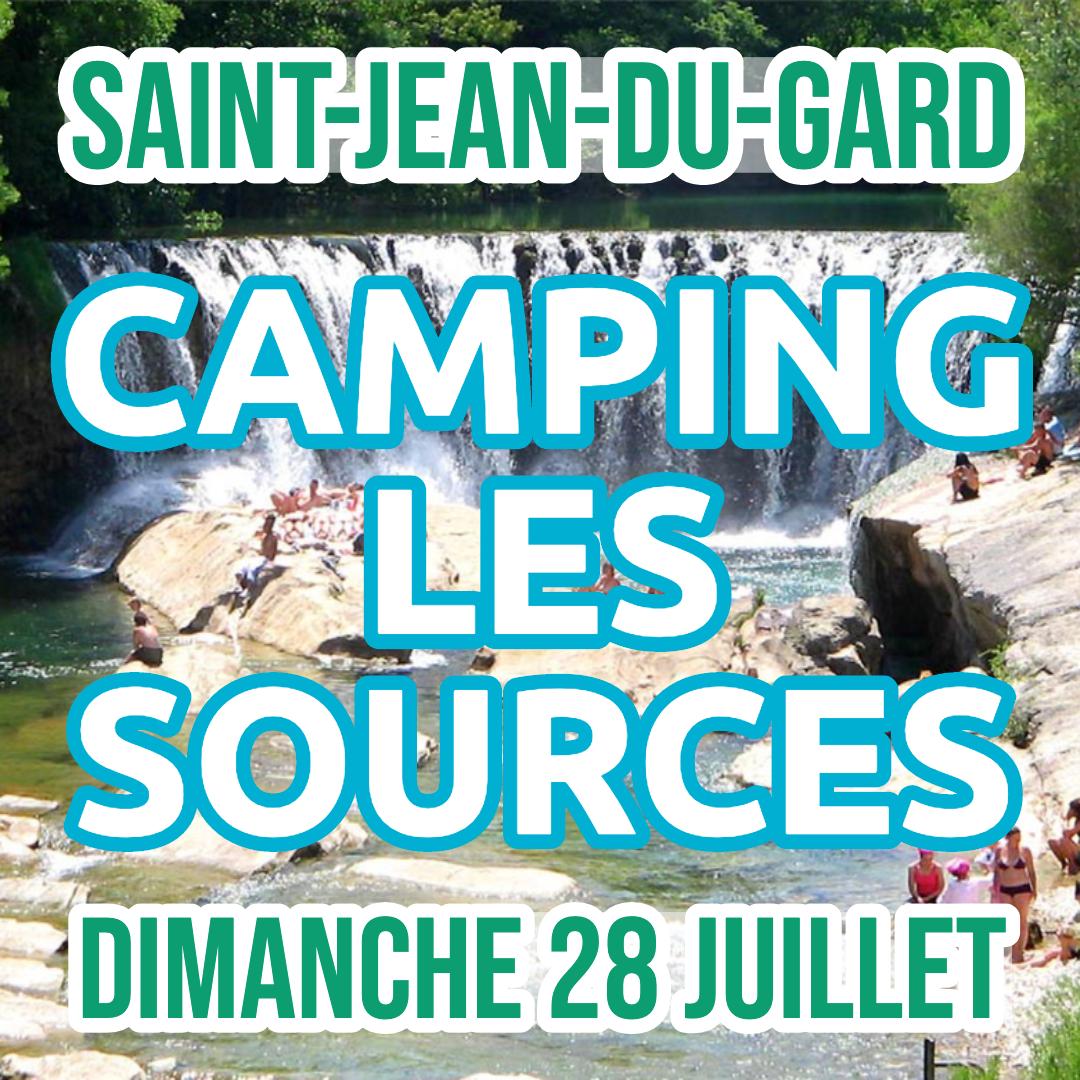 apéro rock camping les sources