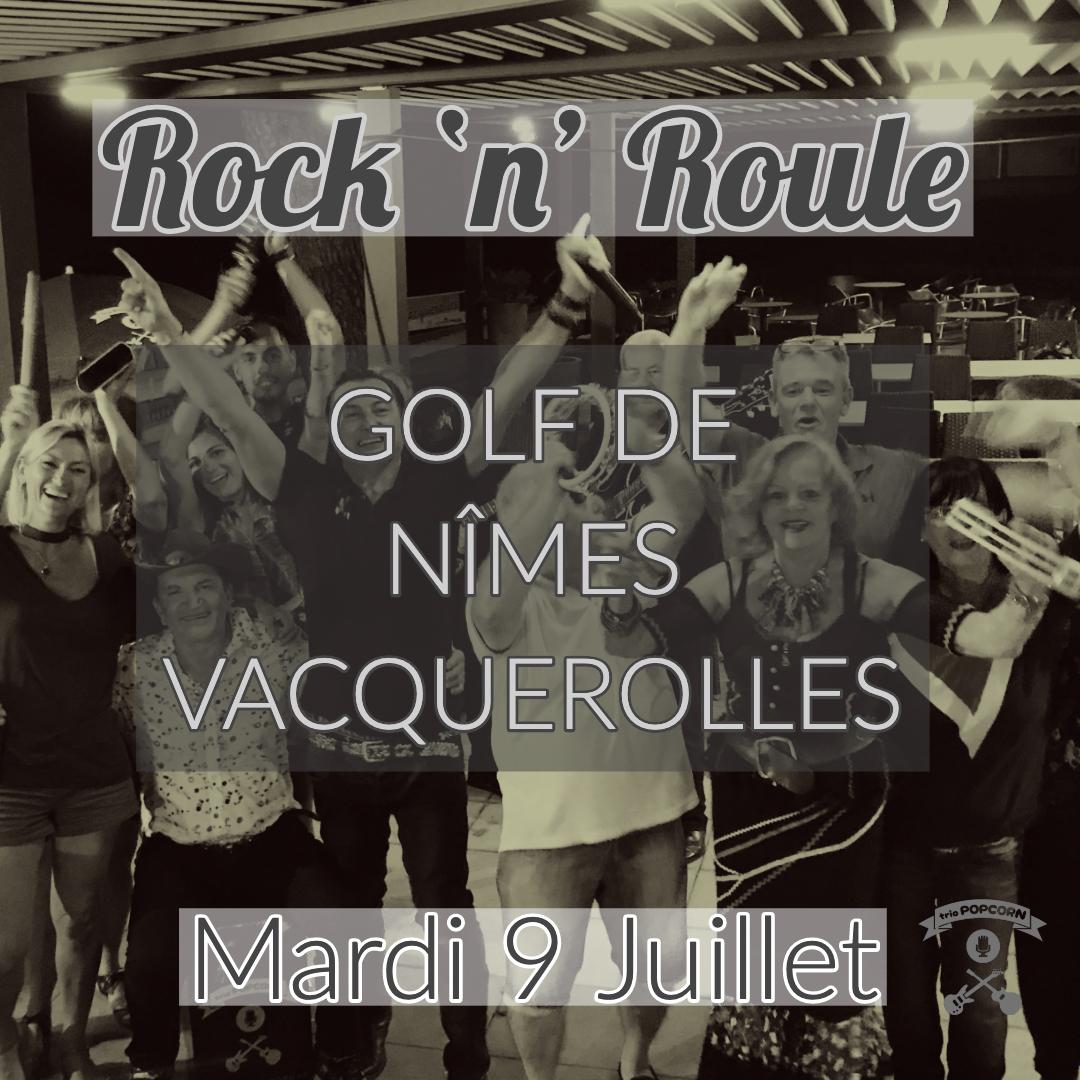 rock 'n' roule au golf de nîmes