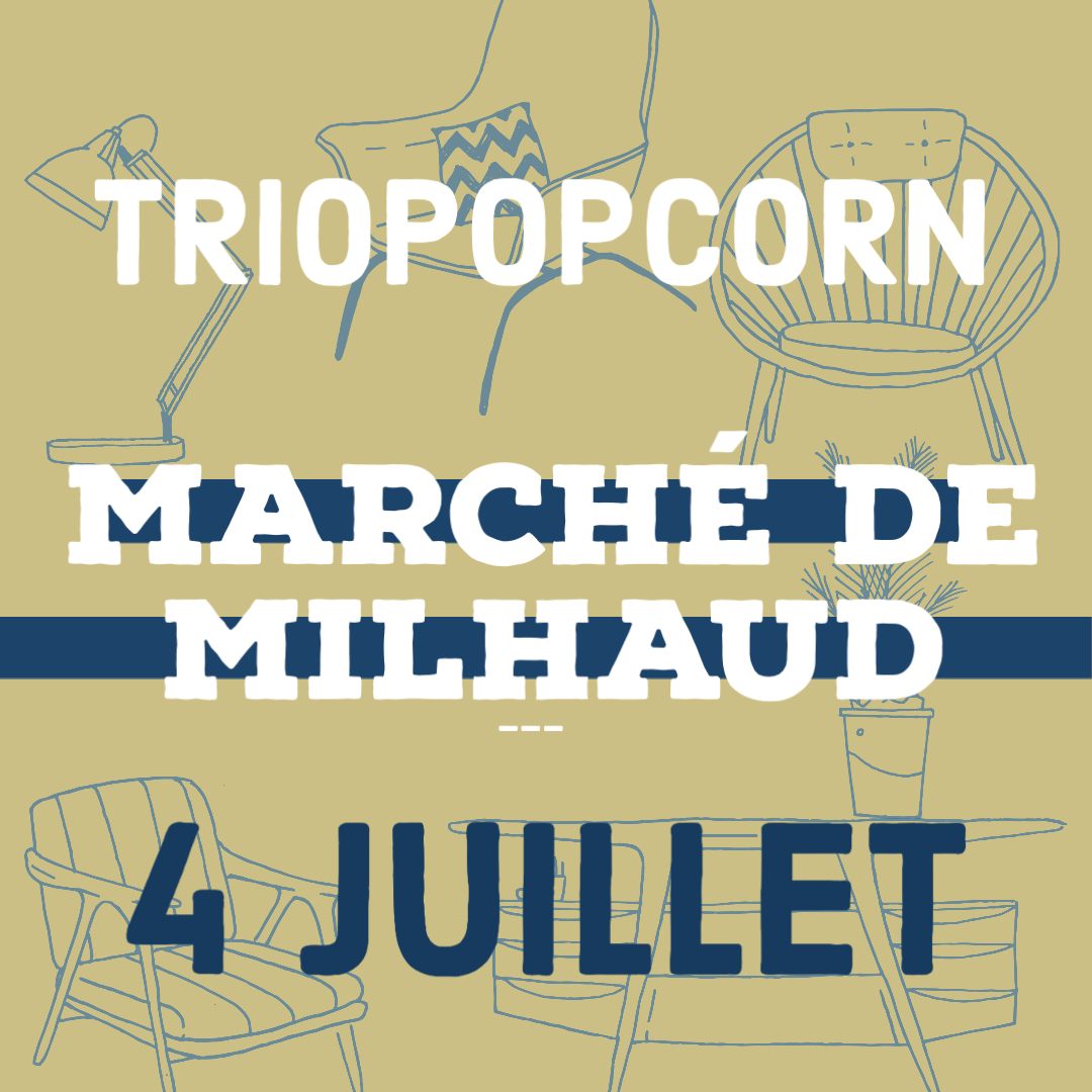 concert Marché de Milhaud